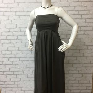 Twenty One Strapless BoHo dress -- M